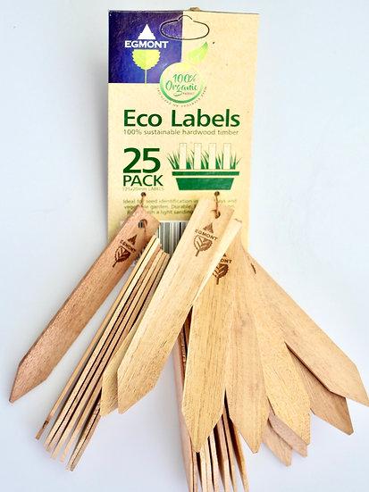Eco plant labels - 25