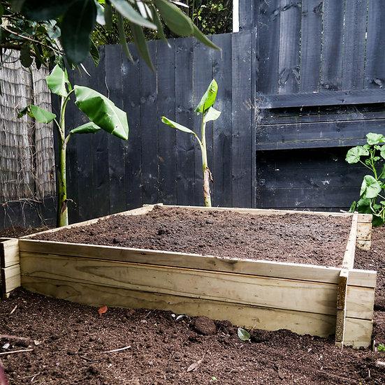 Kit set timber Garden - Small