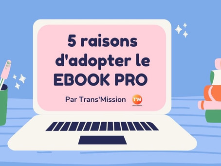 Le Ebook Pro By Trans'Mission