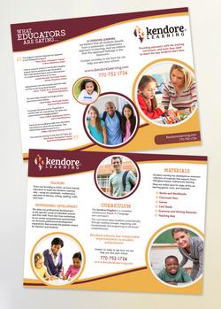 Kendore – brochure