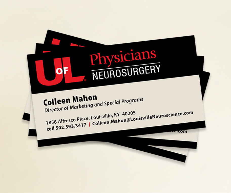 ULP – business cards