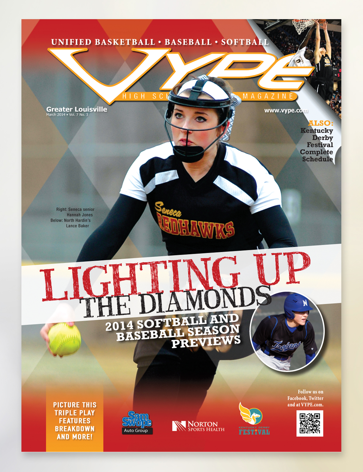 VYPE – Cover March 2014