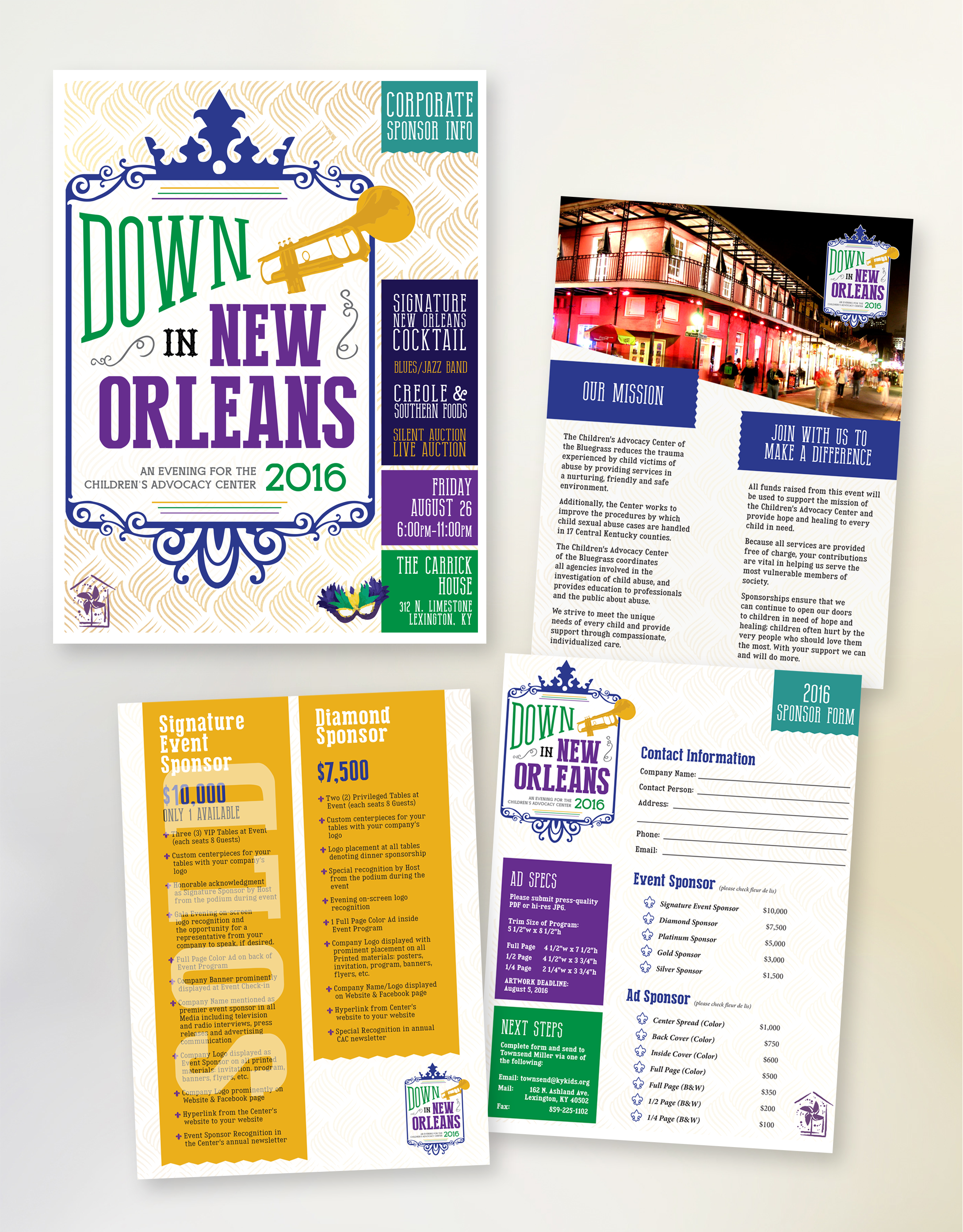 CAC – 2016 sponsor packet