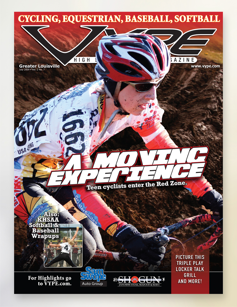 VYPE – Cover July 2009