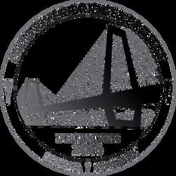 East End Bridge medal logo