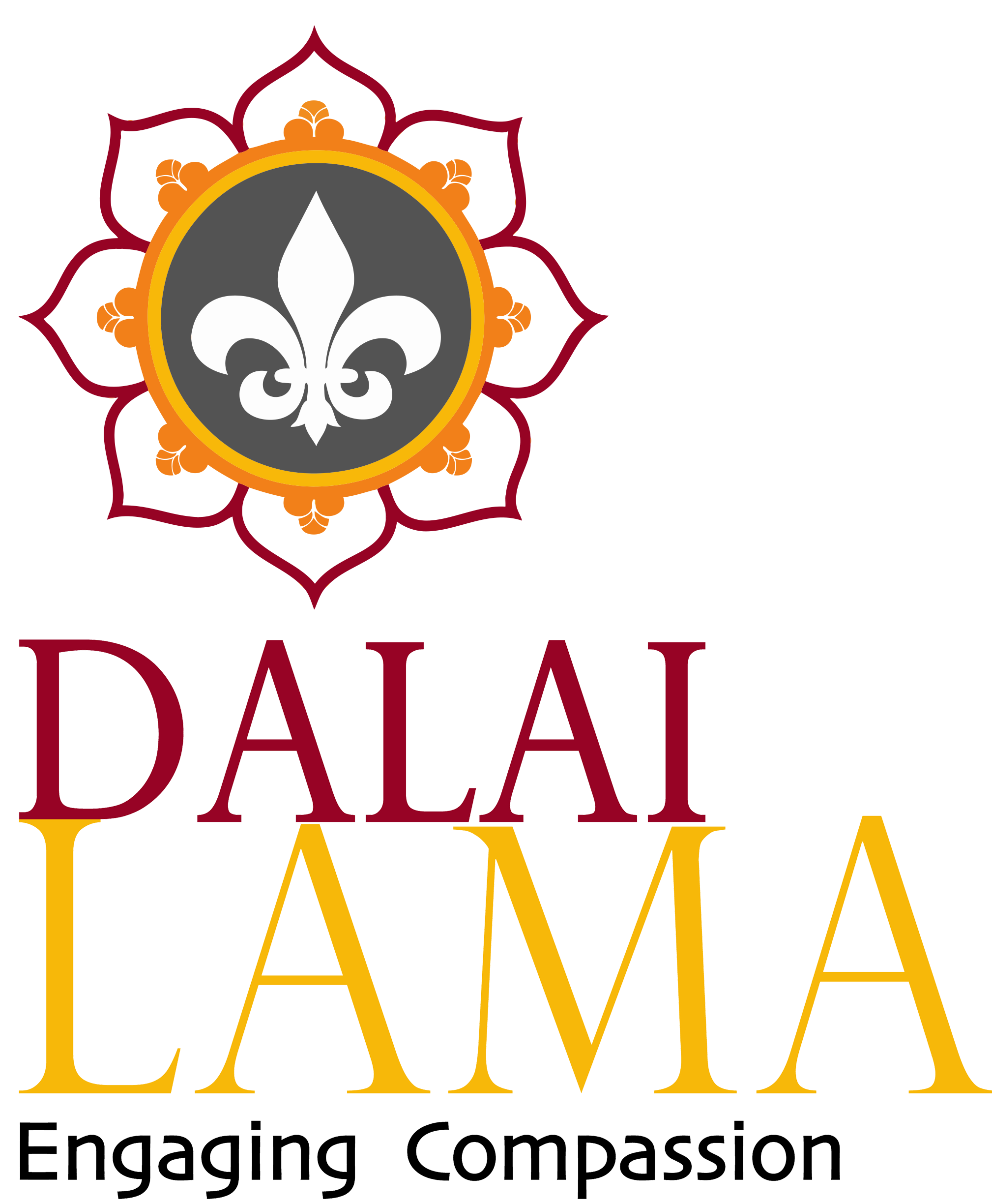 Dalai Lama Engaging Compassion logo