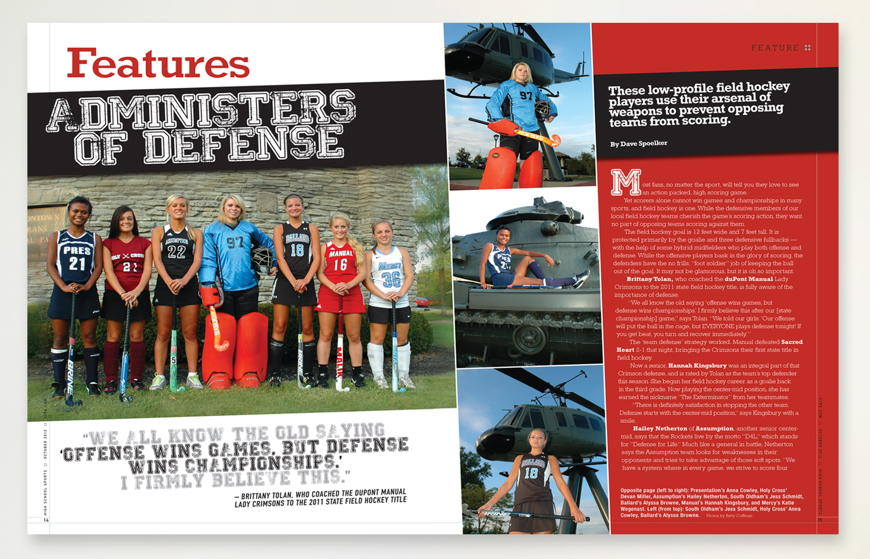 VYPE – Spread Oct 2012