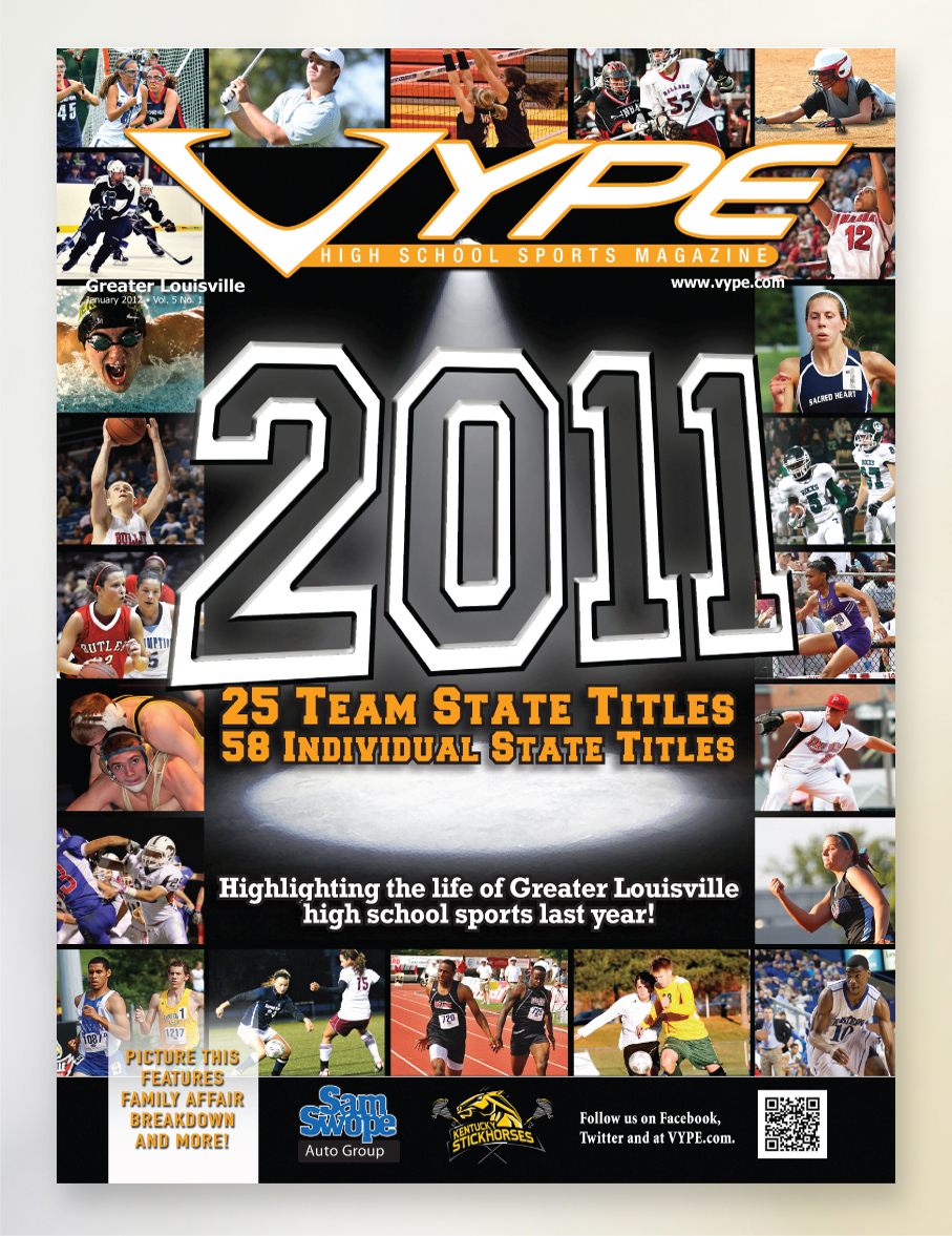 VYPE – Cover Jan 2012