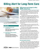 Billing Alert for Long Term Care cover.j