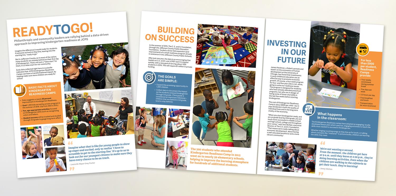 C2 – JCPS school brochure