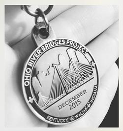 C2 – Ohio River Bridges Project coin