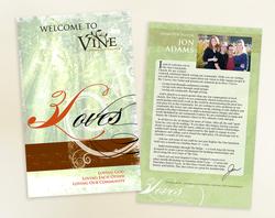 The Vine – info folder