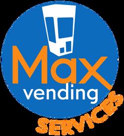 Max Vending logo