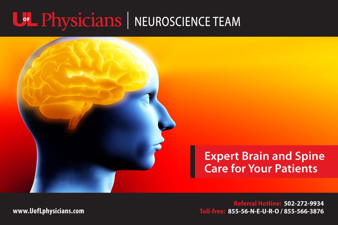 ULP – neuro postcard