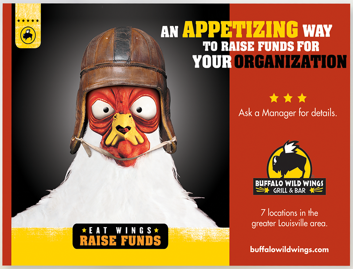 Ad - Buffalo Wild Wings