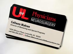 CAN U of L biz card