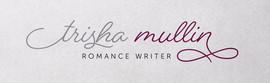 Trisha Mullin logo horiz on paper mockup