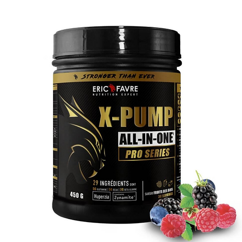 X Pump - ALL IN ONE Pro Series