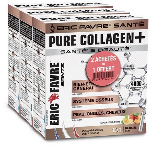 PURE COLLAGEN + (3étuis)