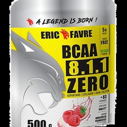 BCAA 8.1.1 ZERO VEGAN 500G