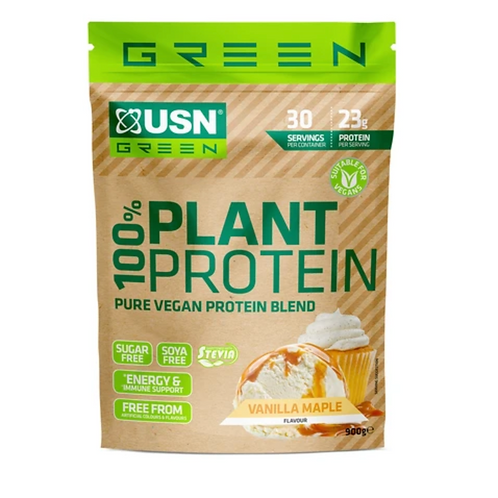100% PLANT VEGAN PROTEIN