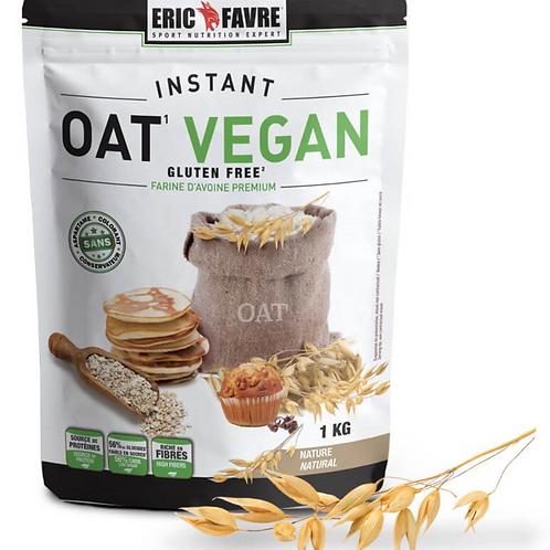 Farine d'avoine Instant OAT Vegan 1KG