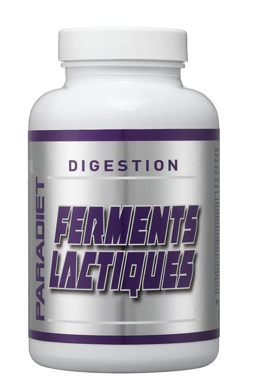FERMENTS LACTIQUES (Prébiotiques  + Probiotiques)