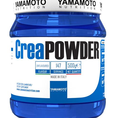 CREA POWDER Creapure® Quality 500 grammes