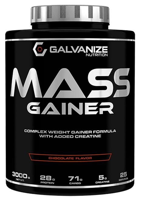MASS GAINER GALVANIZE 3KG