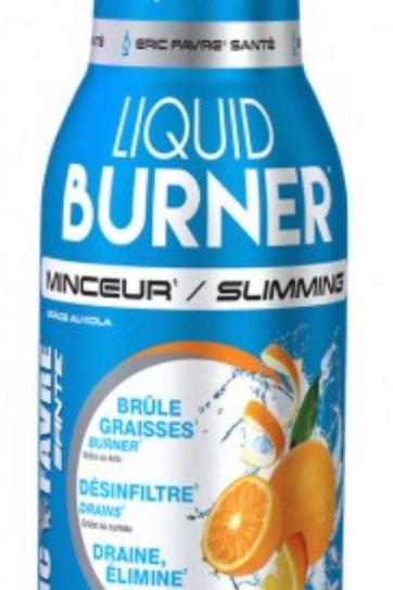 LIQUIDE BURNER Draineur 3 En 1