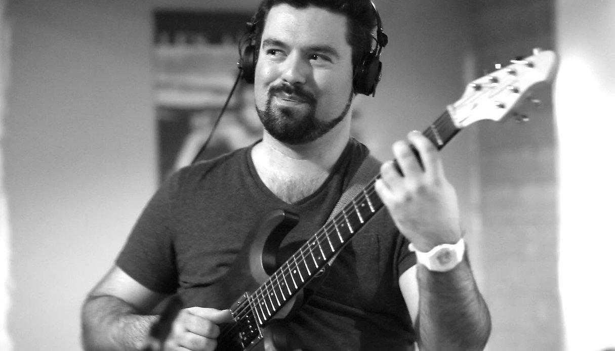 Julien Vinçonneau Guitariste de Jazz, Compositeur