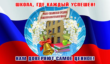 баннер МБОУ Ильинская СОШ