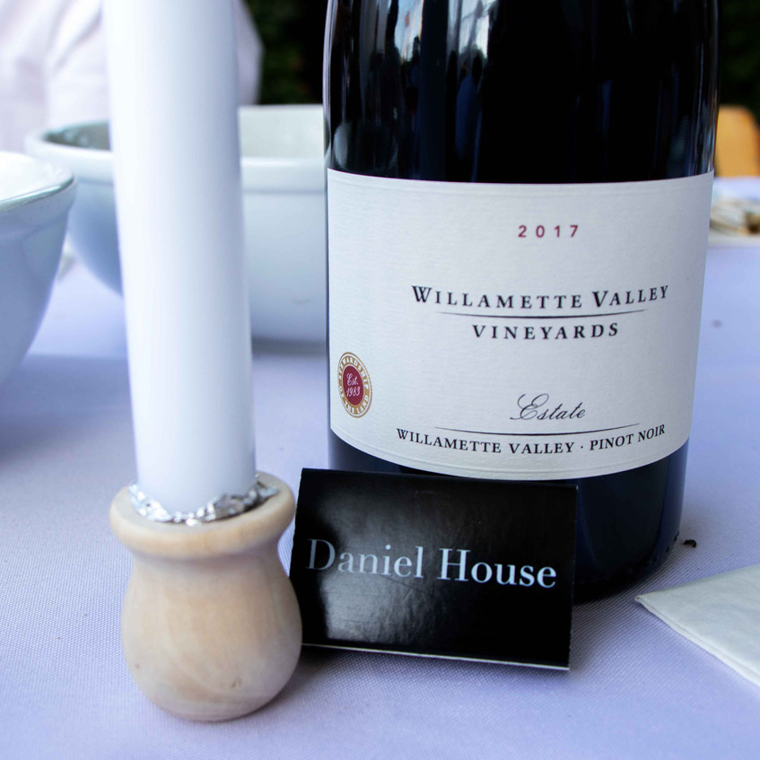 Willamette Valley Vineyards at the Daniel House Croquet Classic supporting portland non-profits birch community services, de la Salle north catholic high school, and every body athletics