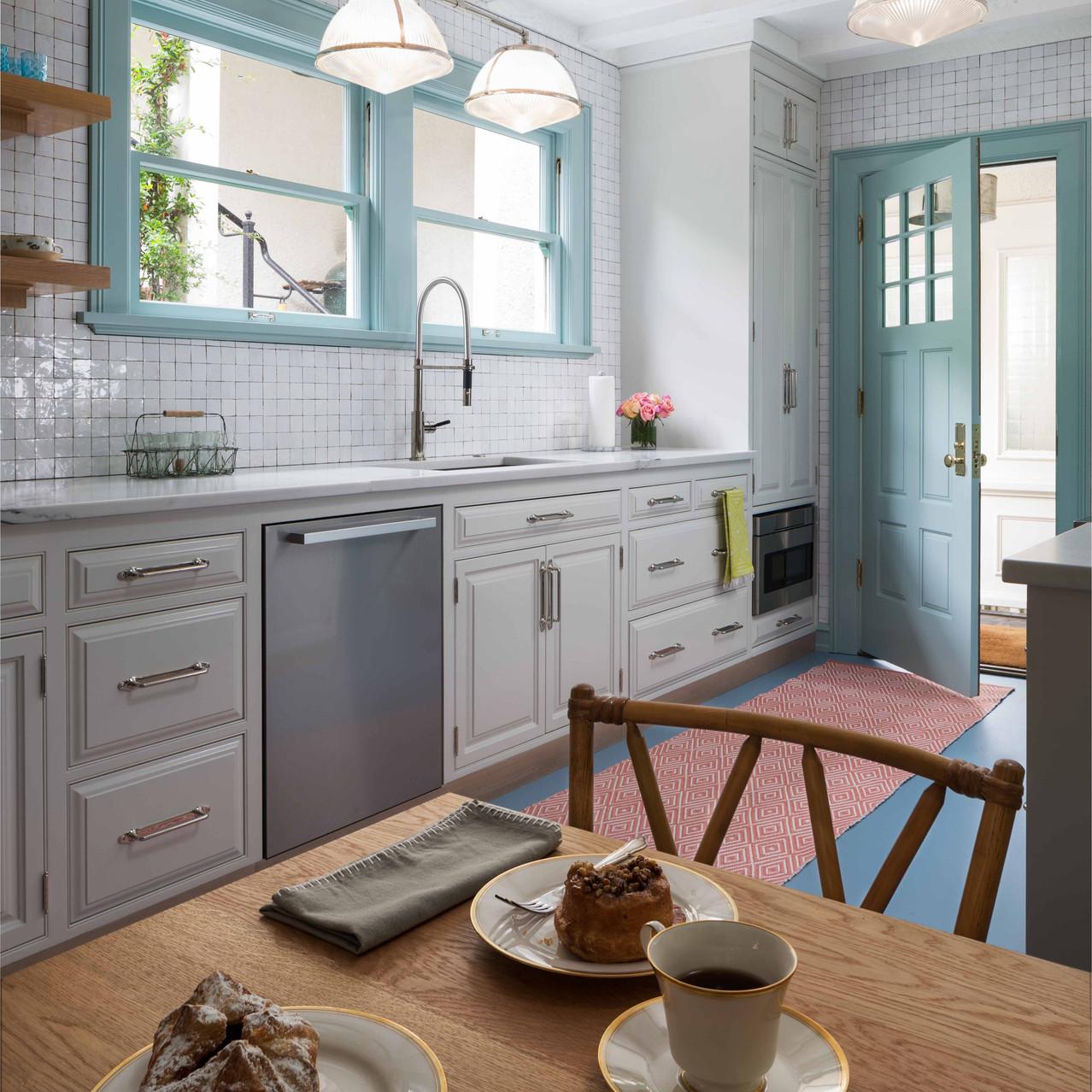 custom luxury kitchen in Portland Oregon