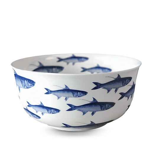 School of Fish Presentation Bowl