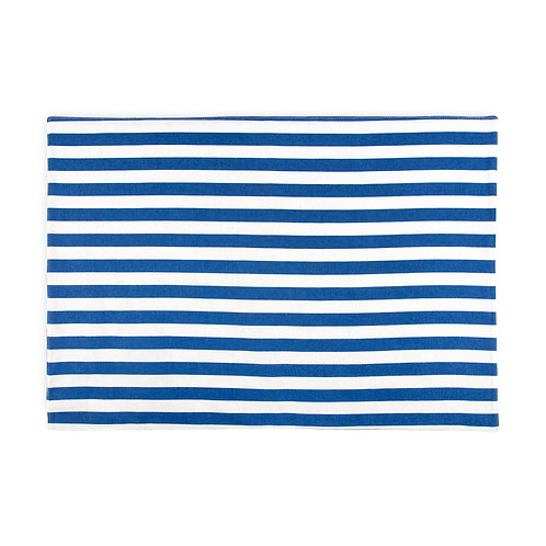 Blue Beach Towel Placemat Set of 4
