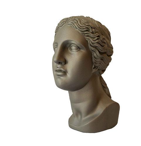 Greek Bust Vase