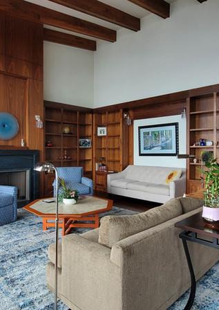 Mercer Island Living Room