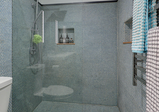 Penny tile can be transformative