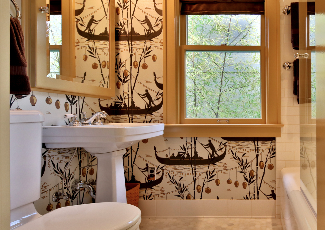 Make your bathroom a place you want to be