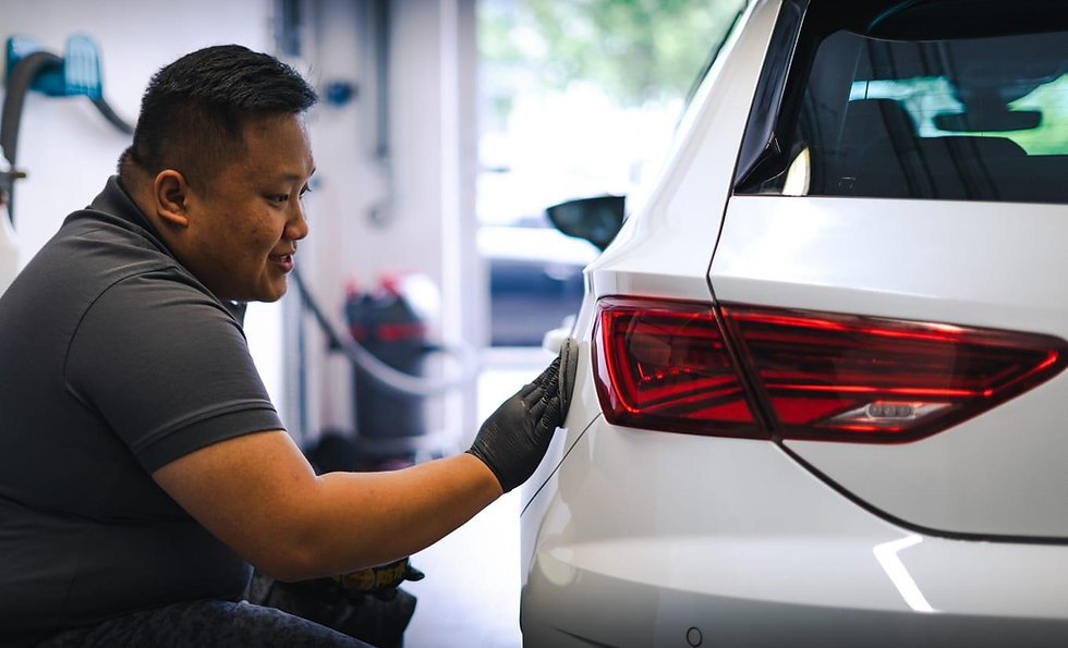 Fahrzeugpflege | Deine Aufbereitung | Berlin | Bringservice