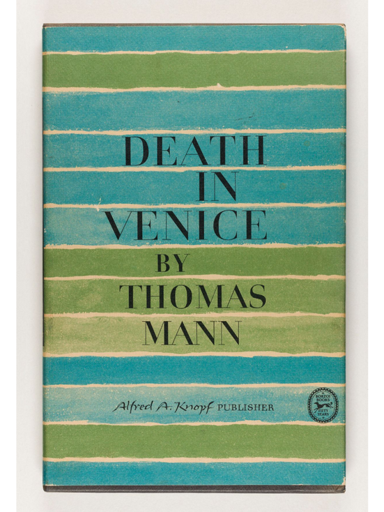 Death in Venice Front Cover.png
