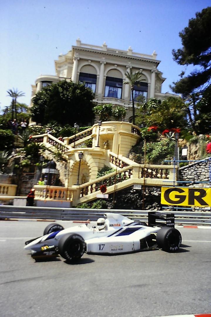 MONACO 10 ET 11 MAI 1991 ESSAIS GP DE F1