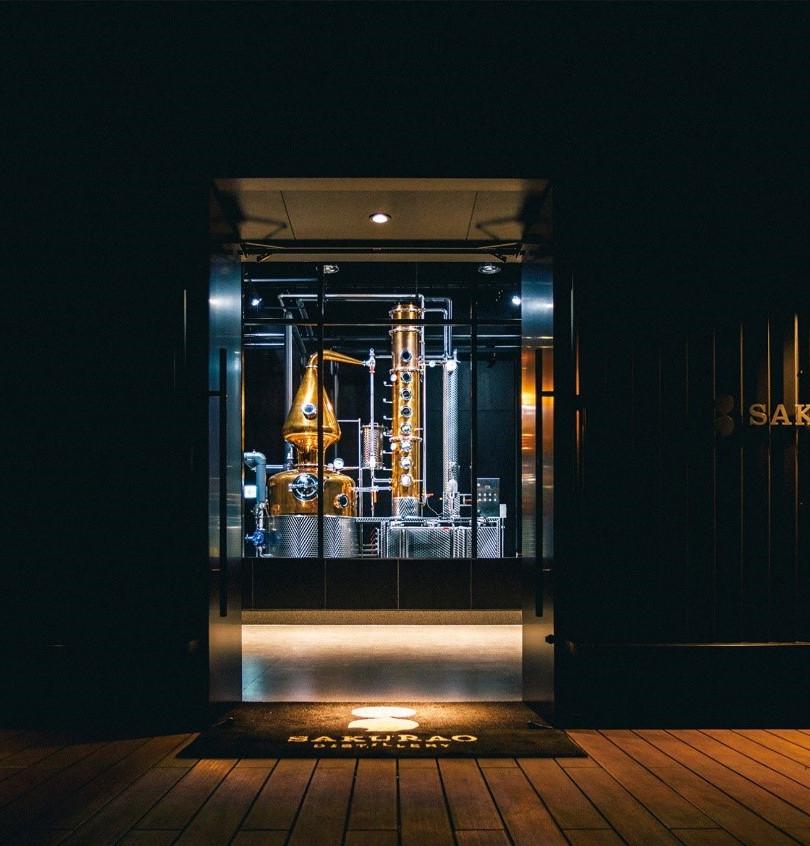 Hybrid蒸餾器