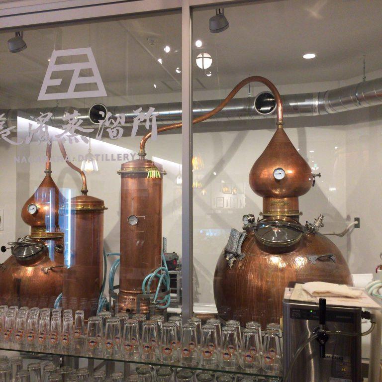 全日本最小的蒸餾器