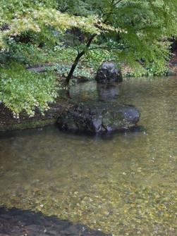 天王山名水