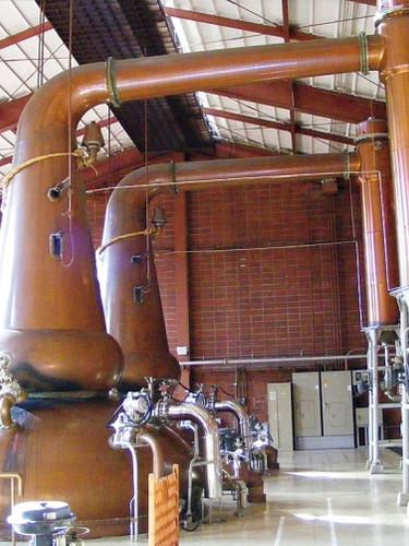 單式蒸餾器