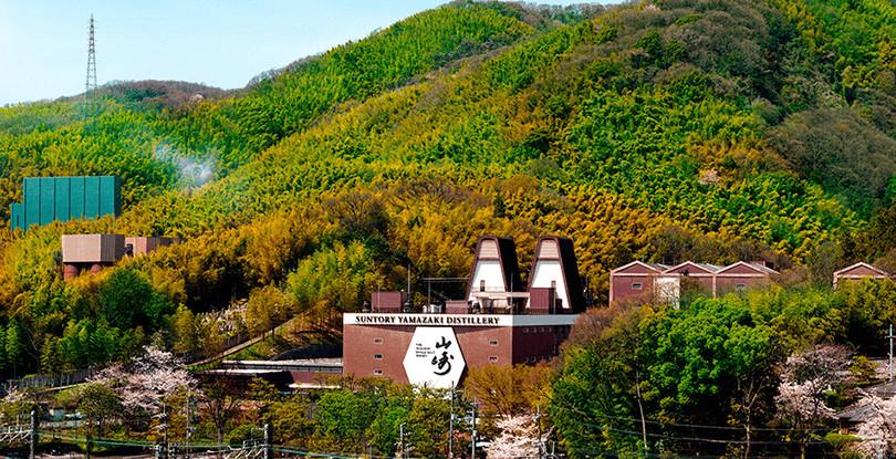 山崎蒸餾所