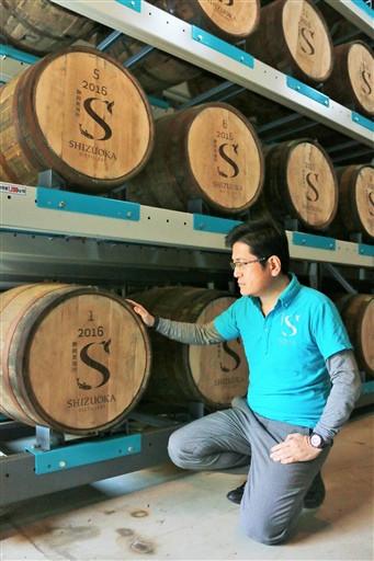 靜岡蒸餾所的社長
