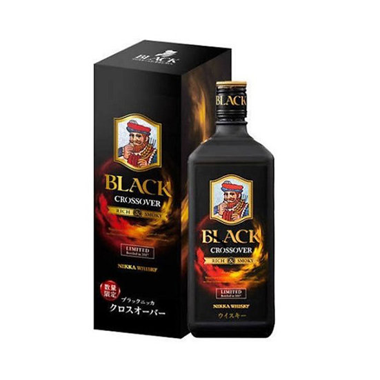Nikka Black Crossover